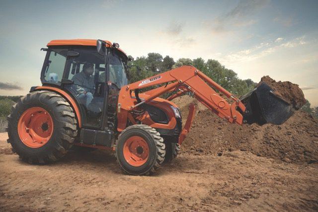 KIOTI DK4510 HST Utility Tractor