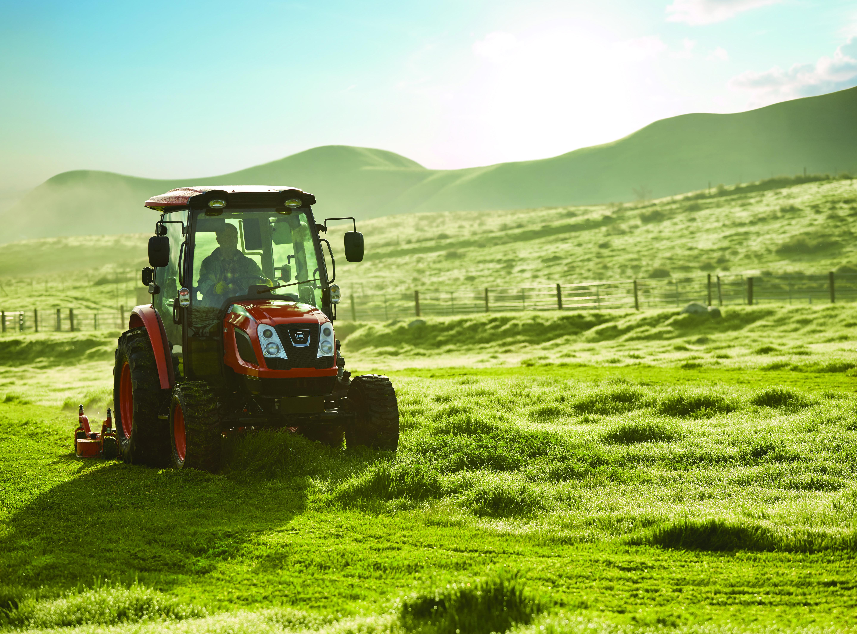KIOTI NX5510 Utility Tractor
