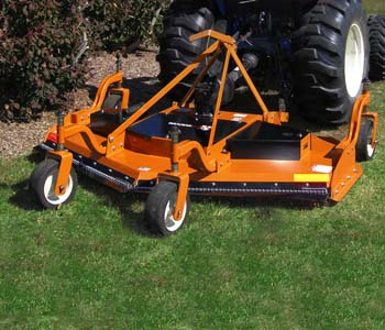 Woods Finish Mower