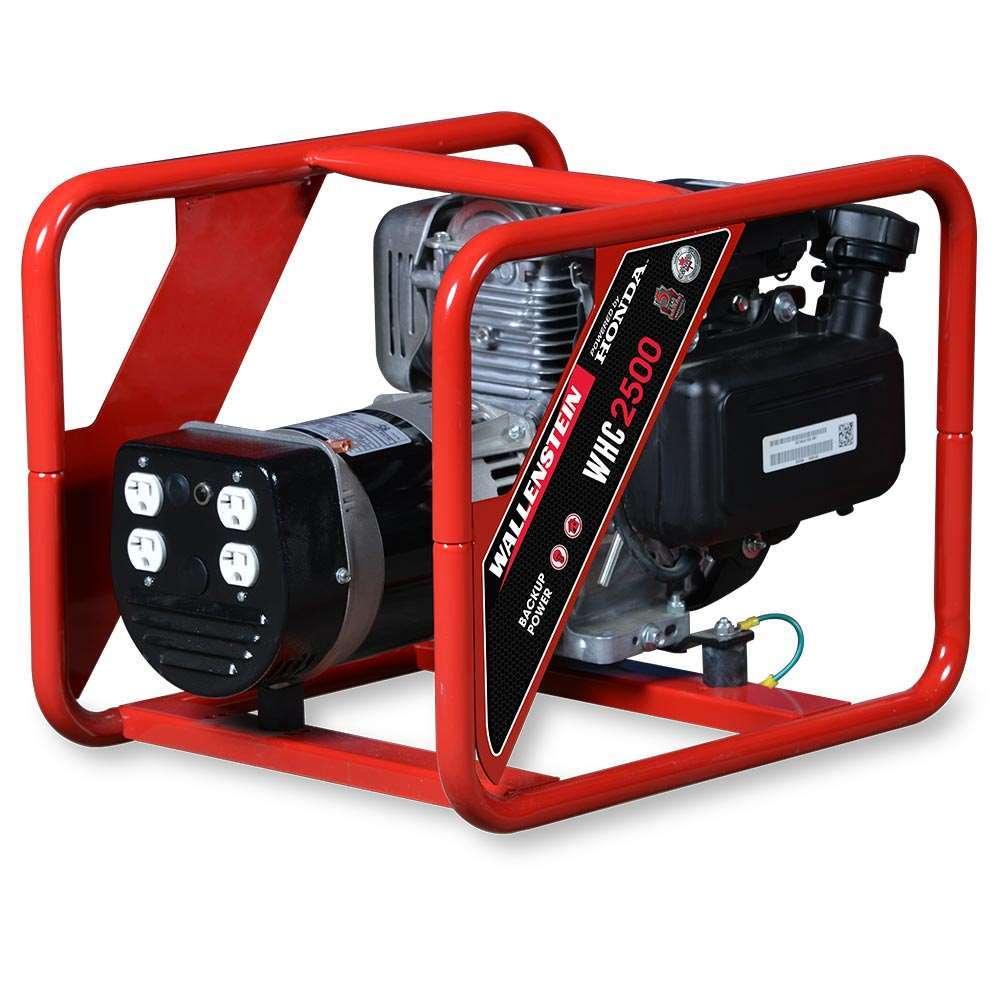WALLENSTEIN WHC2500 Generator
