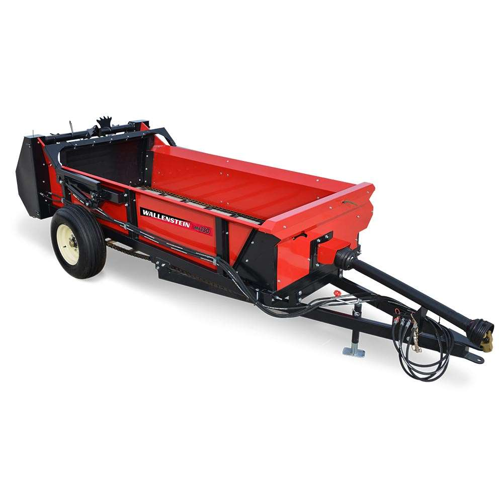 WALLENSTEIN MX130P Manure Spreader