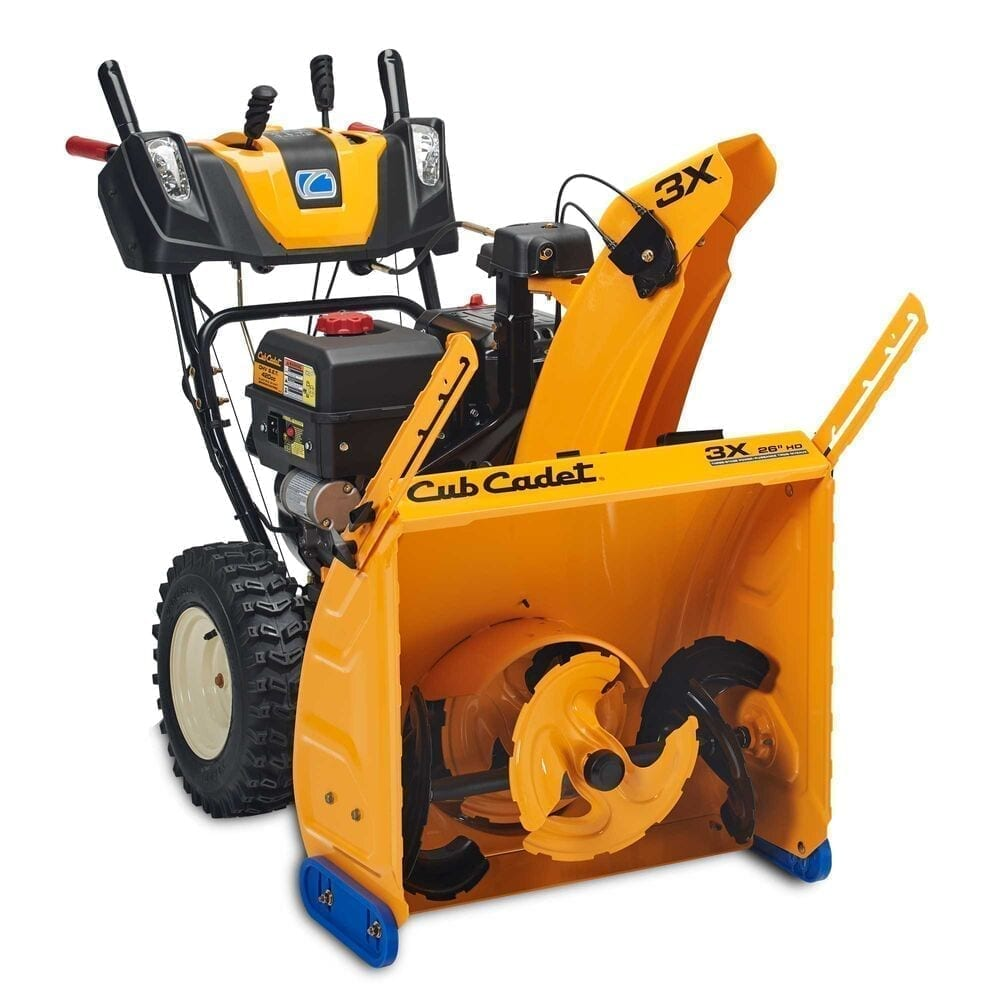 Cub Cadet 3X™ THREE-STAGE POWER
