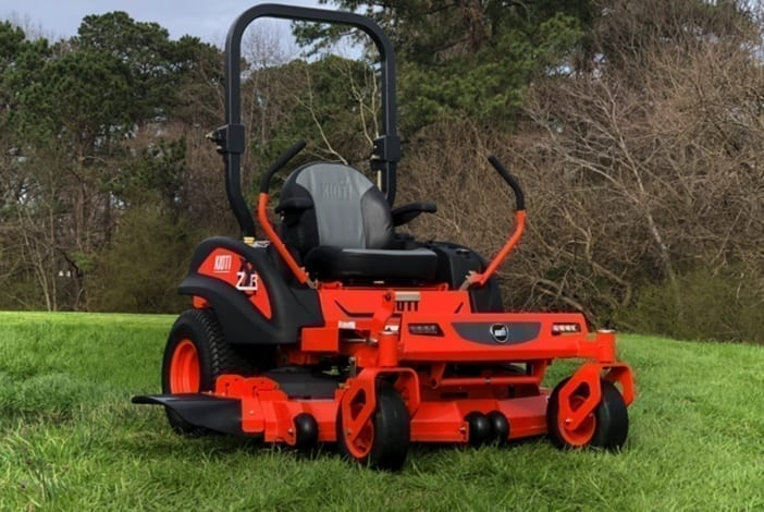 KIOTI ZXC Series Zero Turn Commercial Mower