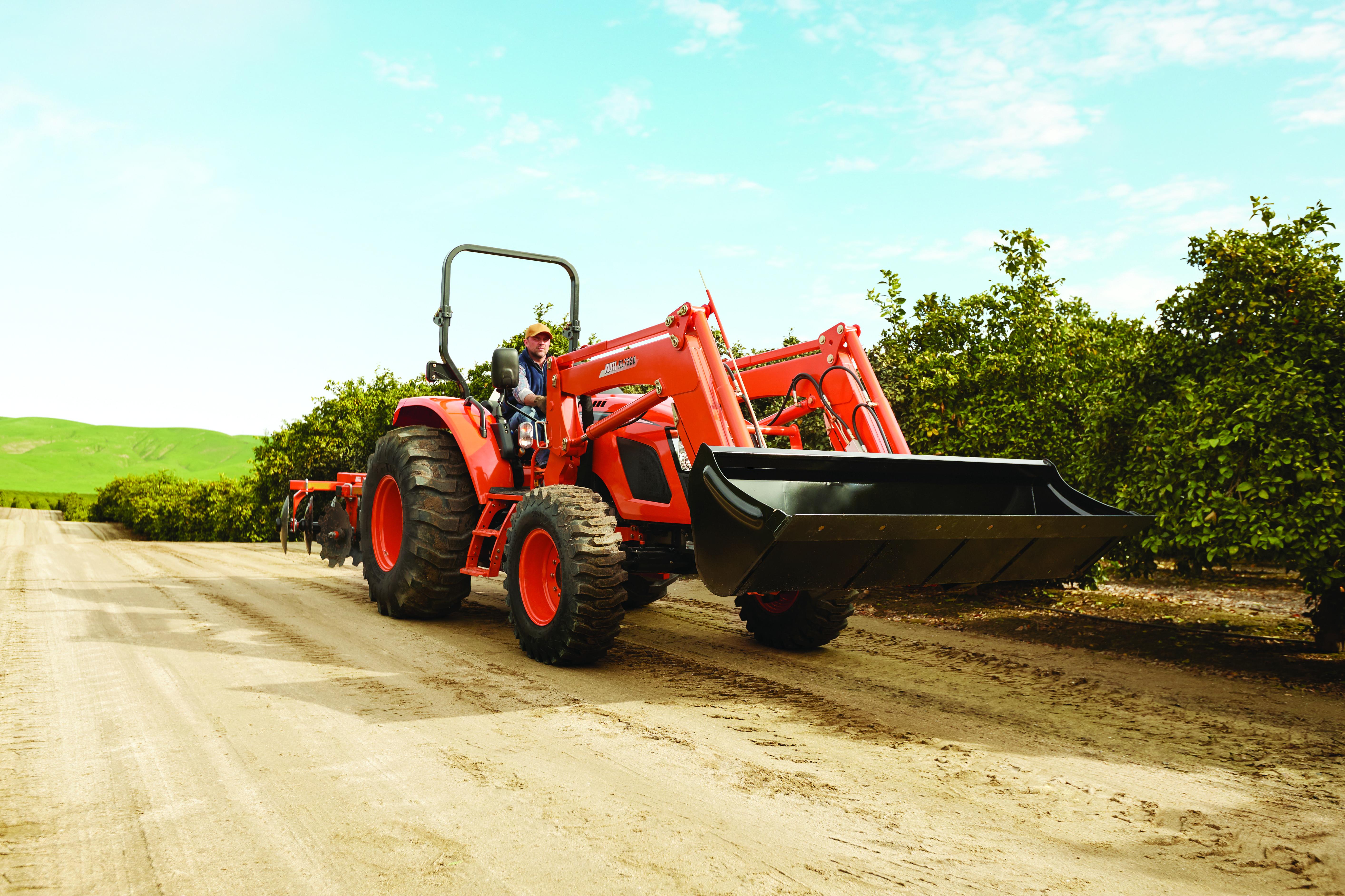 KIOTI RX6620 Utility Tractor