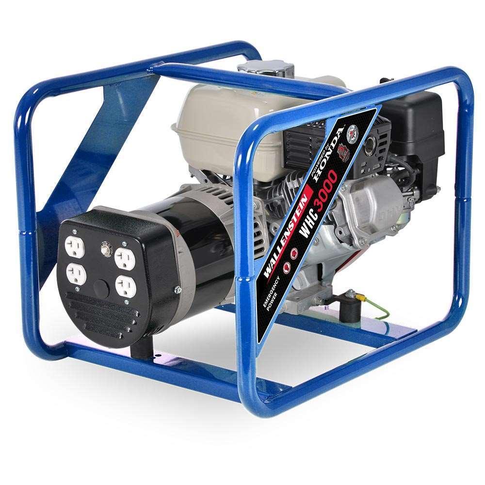 WALLENSTEIN WHC3000 Generator