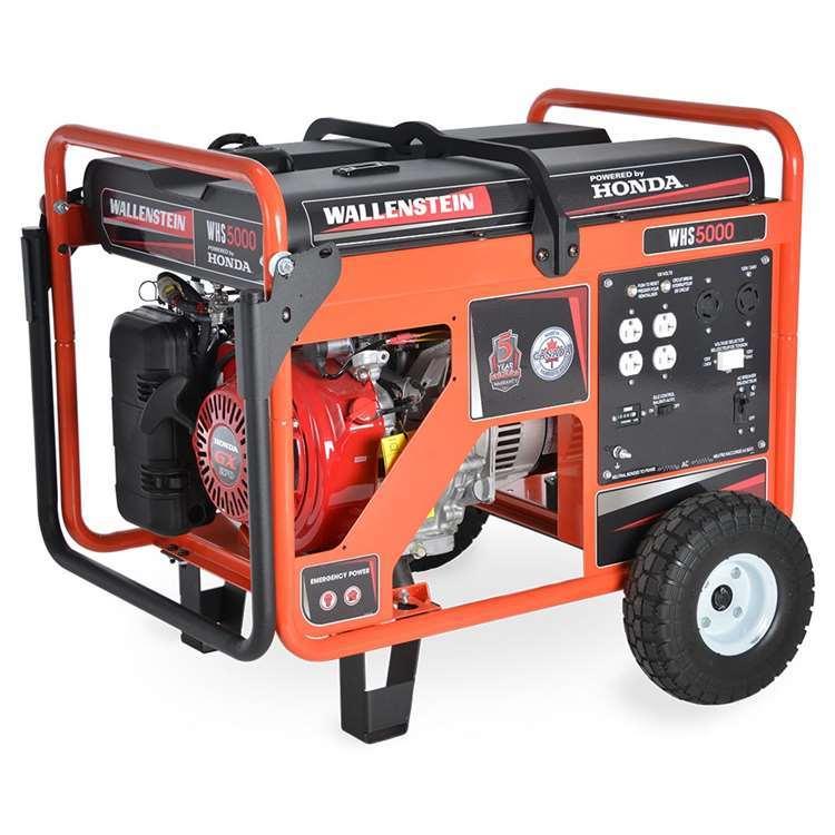 WALLENSTEIN WHS5000 Generator