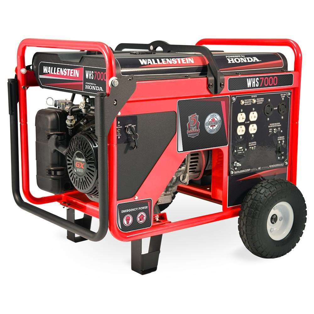 WALLENSTEIN WHS7000 Generator