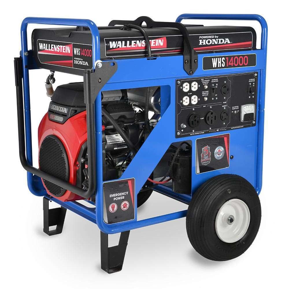 WALLENSTEIN WHS14000 Generator