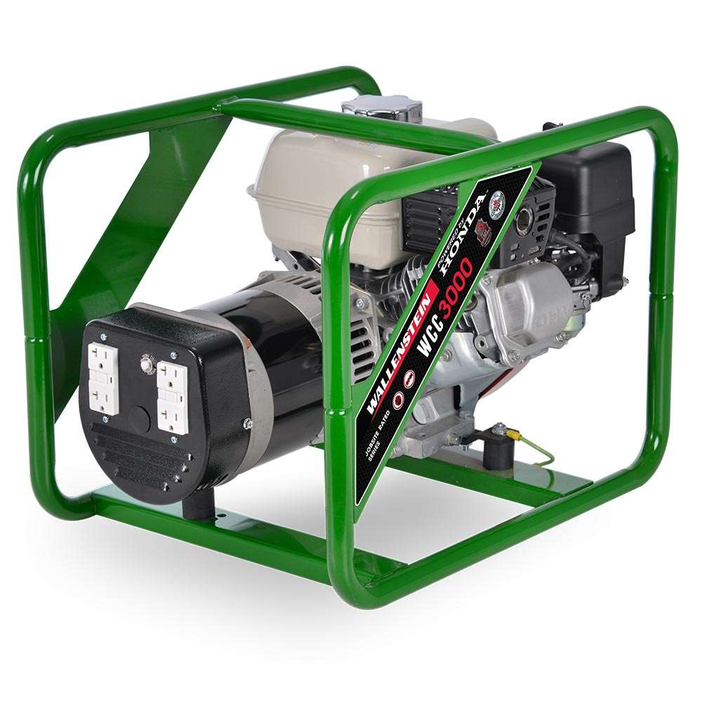WALLENSTEIN WCC3000 Generator