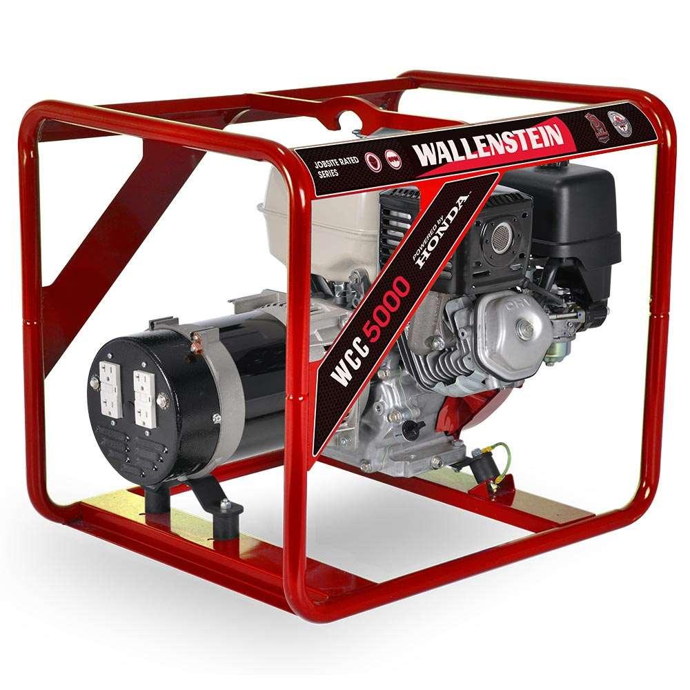 WALLENSTEIN WCC5000 Generator