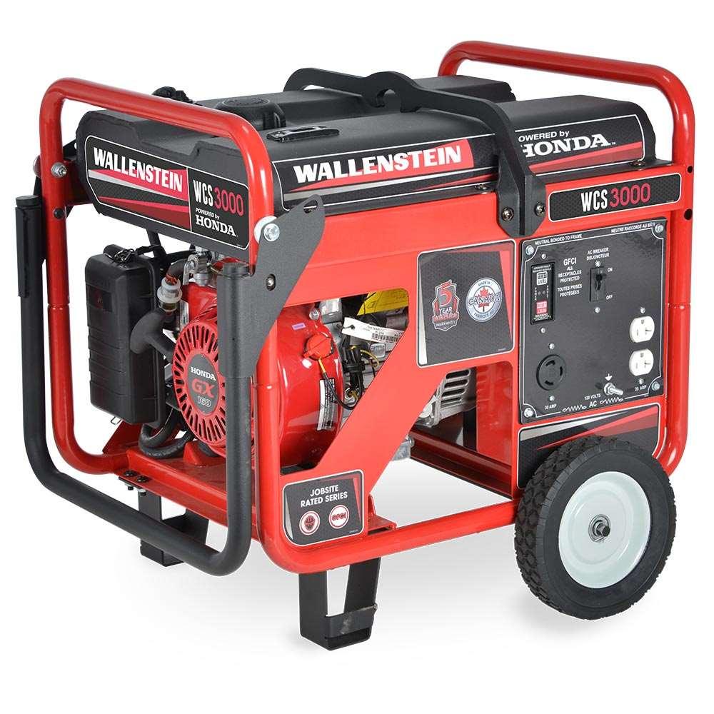 WALLENSTEIN WCS3000 Generator
