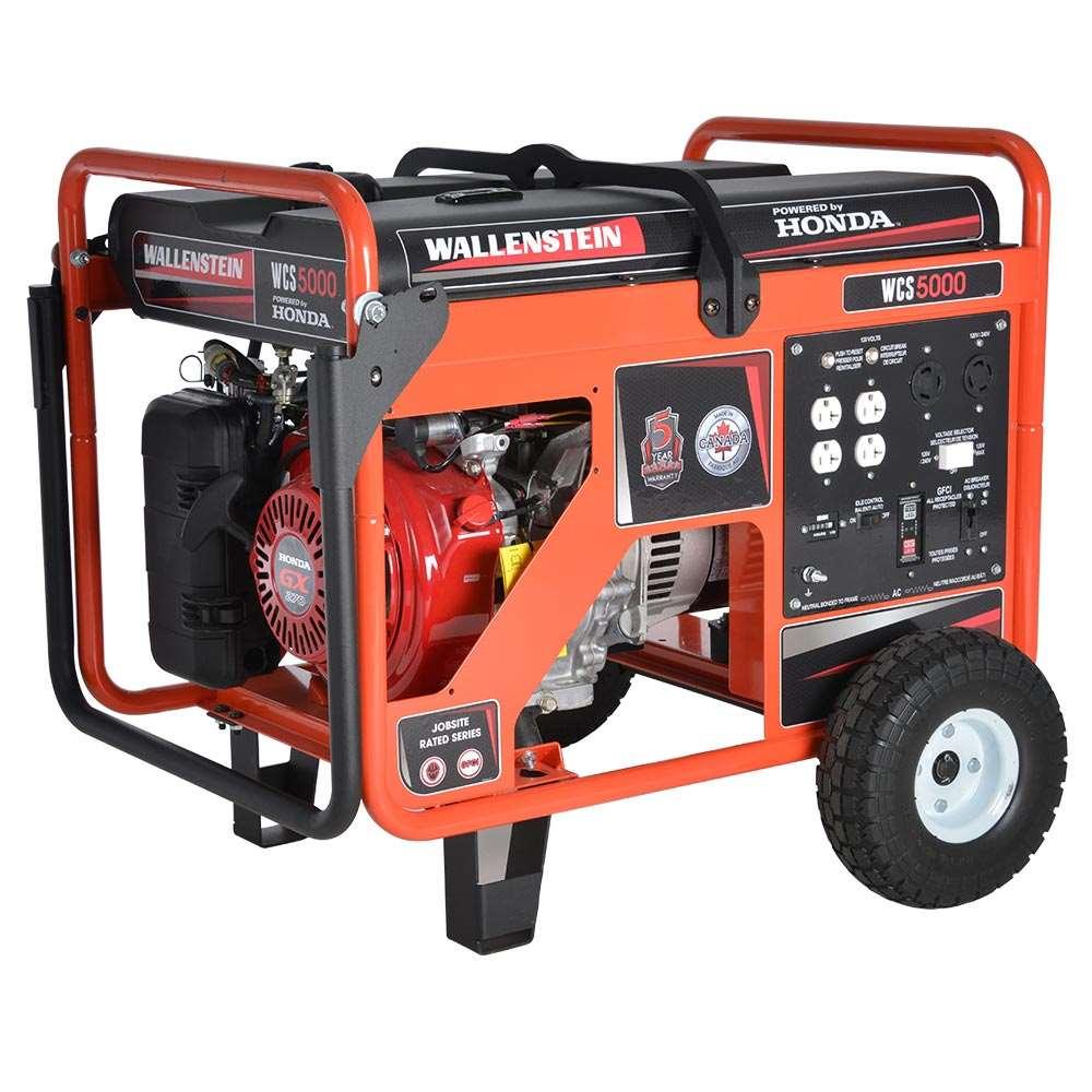 WALLENSTEIN WCS5000 Generator