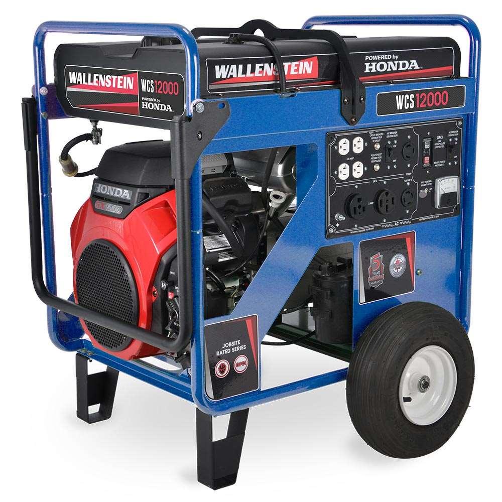 WALLENSTEIN WCS12000 Generator