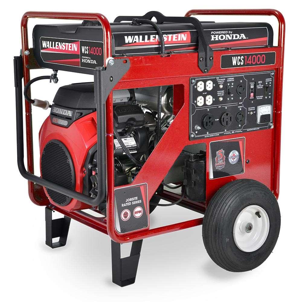 WALLENSTEIN WCS14000 Generator