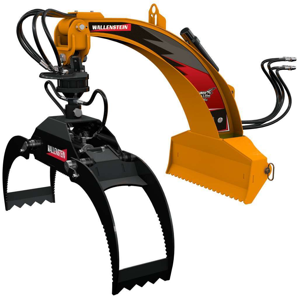 WALLENSTEIN LXG320R Log Grapple
