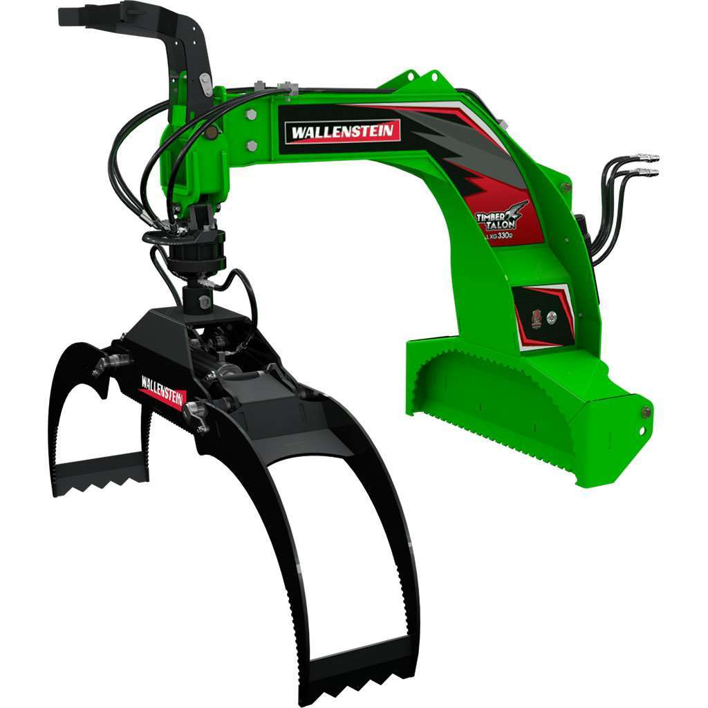 WALLENSTEIN LXG330R Log Grapple