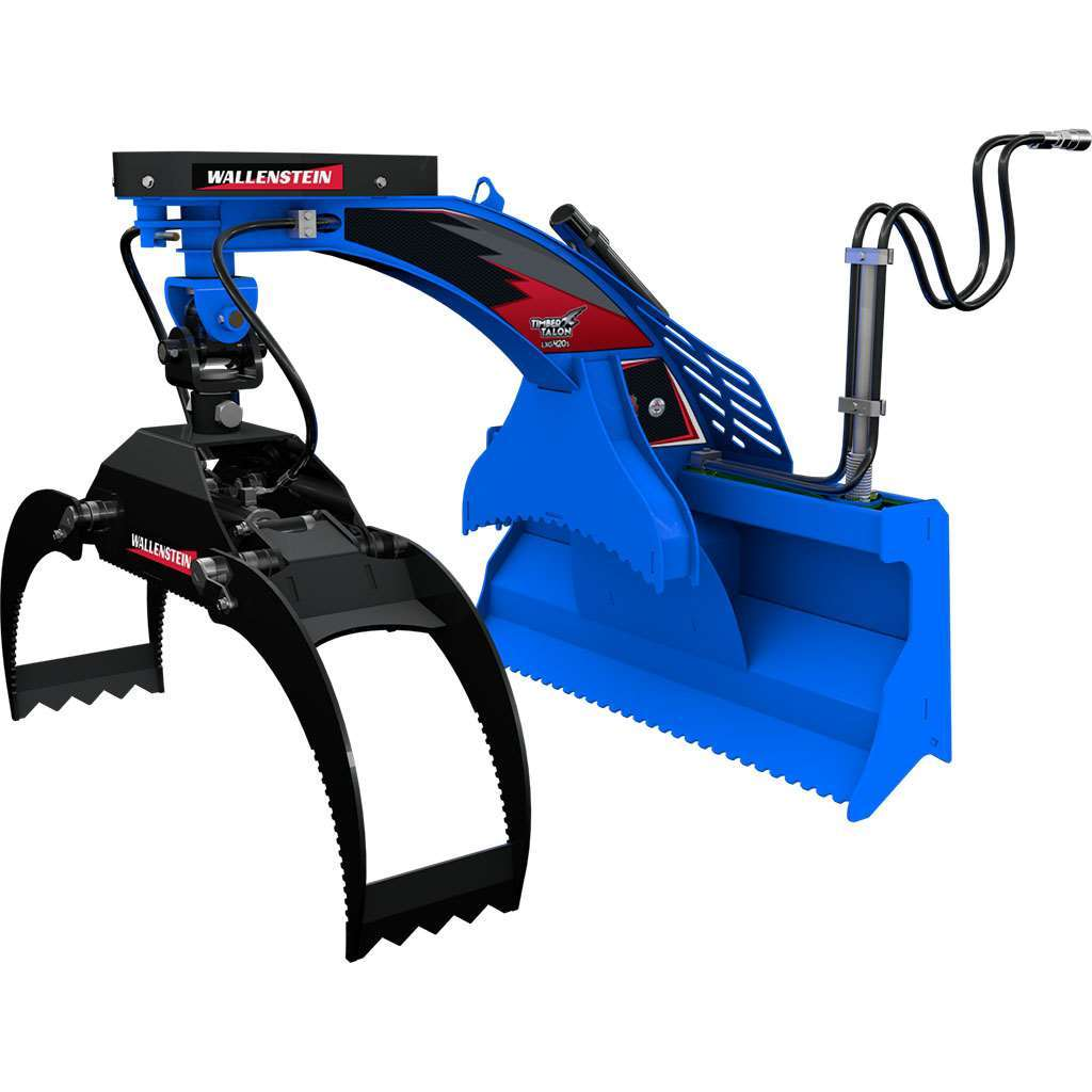 WALLENSTEIN LXG420S Log Grapple