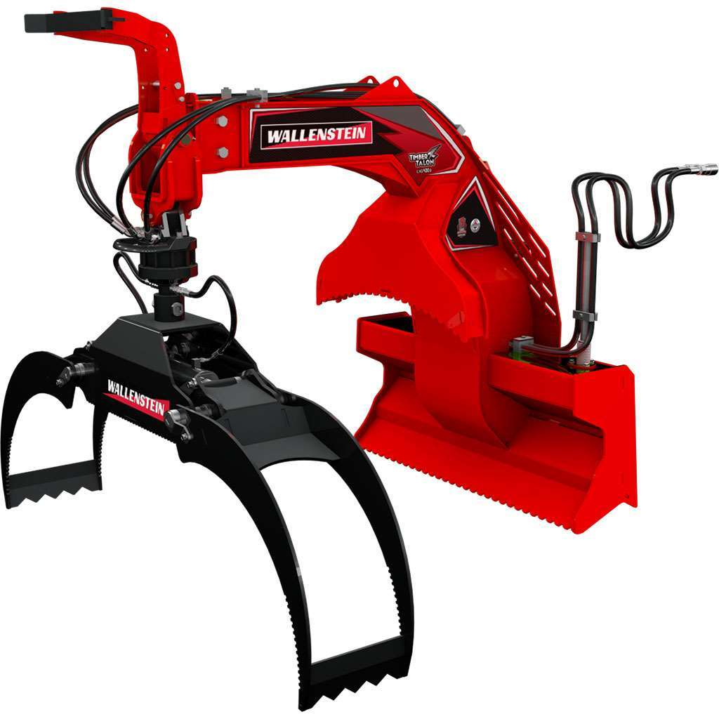 WALLENSTEIN LXG430R Log Grapple