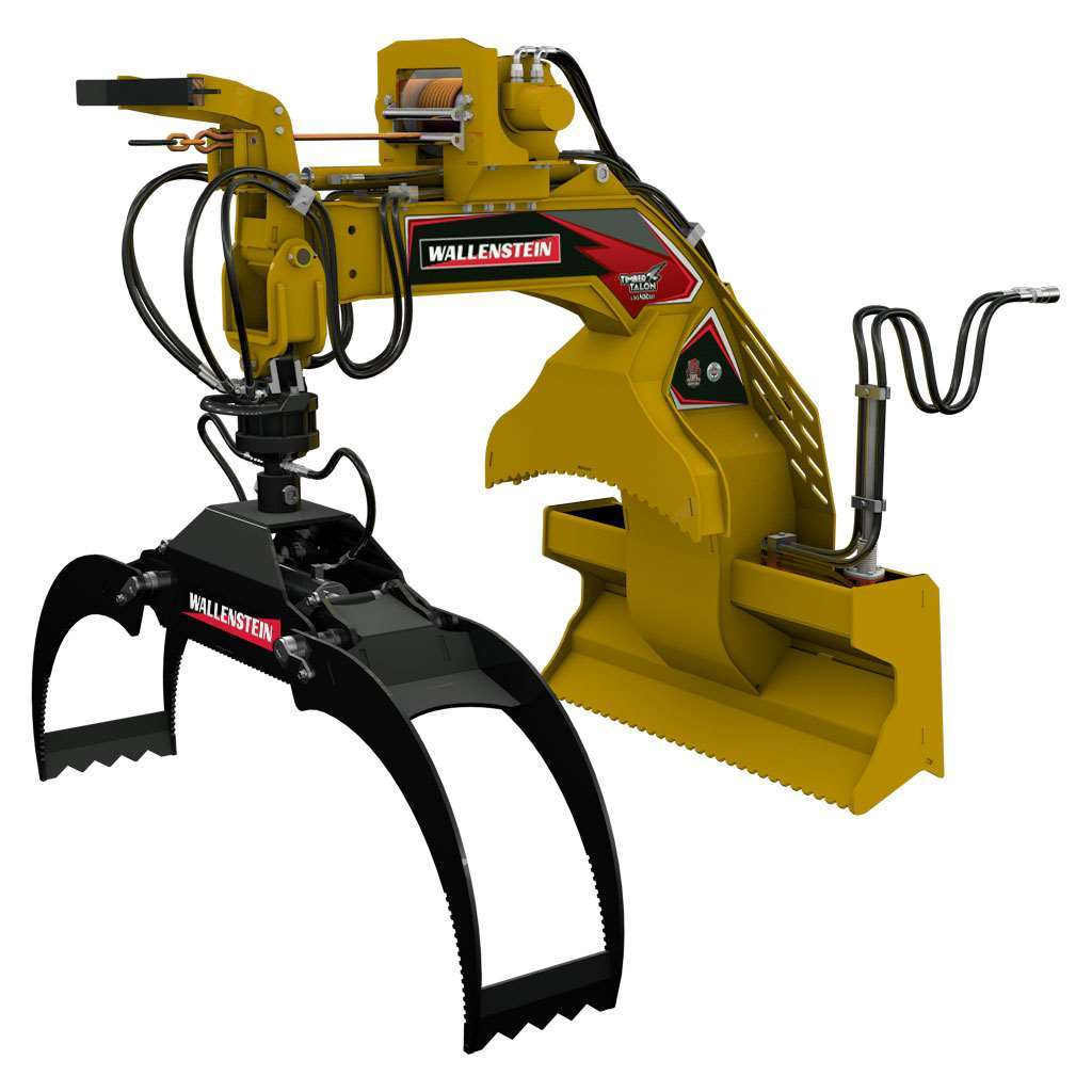 WALLENSTEIN LXG430RP Log Grapple