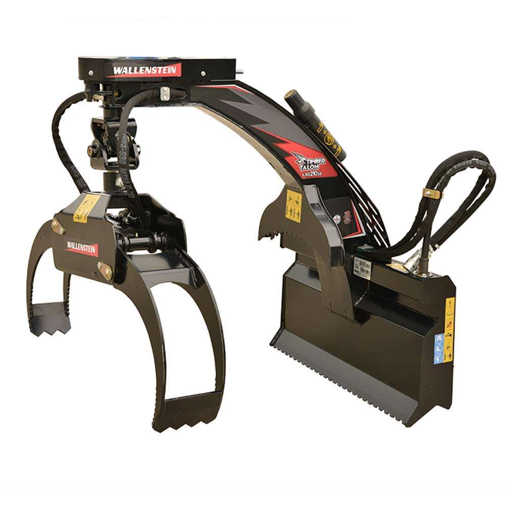 WALLENSTEIN LXG210SB Log Grapple
