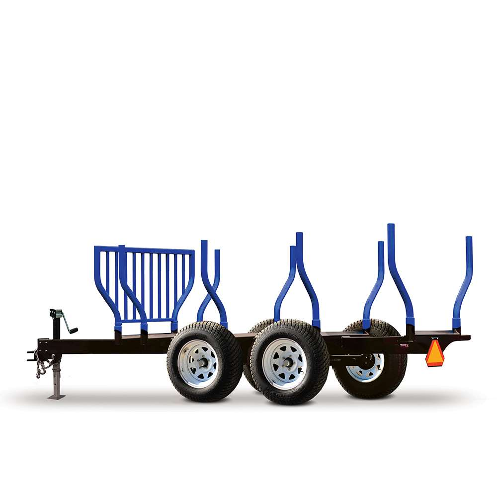 WALLENSTEIN LT30 Log Trailer