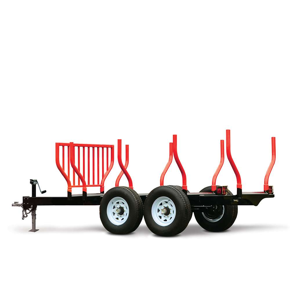 WALLENSTEIN LT30HA Log Trailer