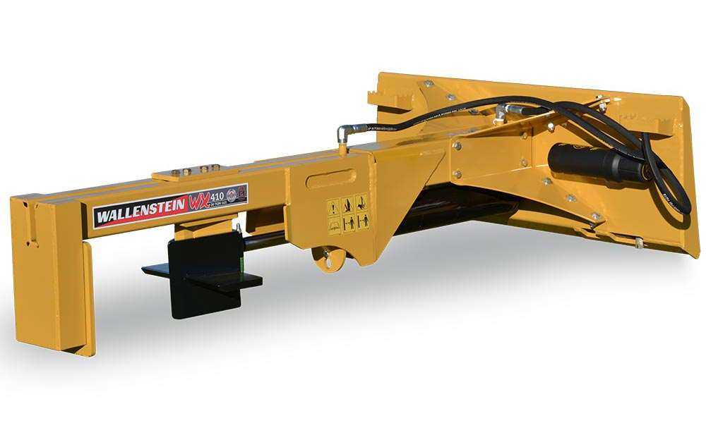 WX410 Log Splitter