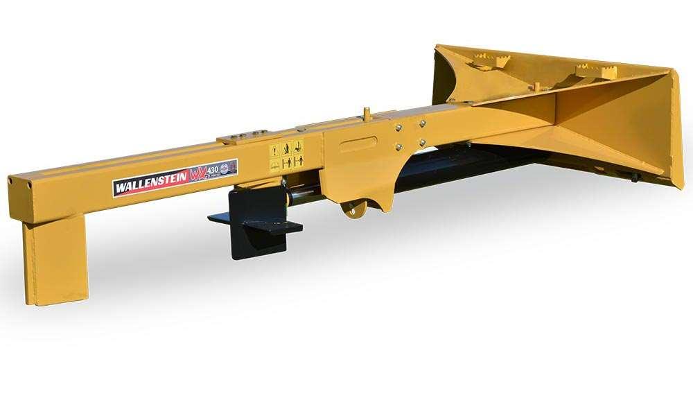 WX430 Log Splitter