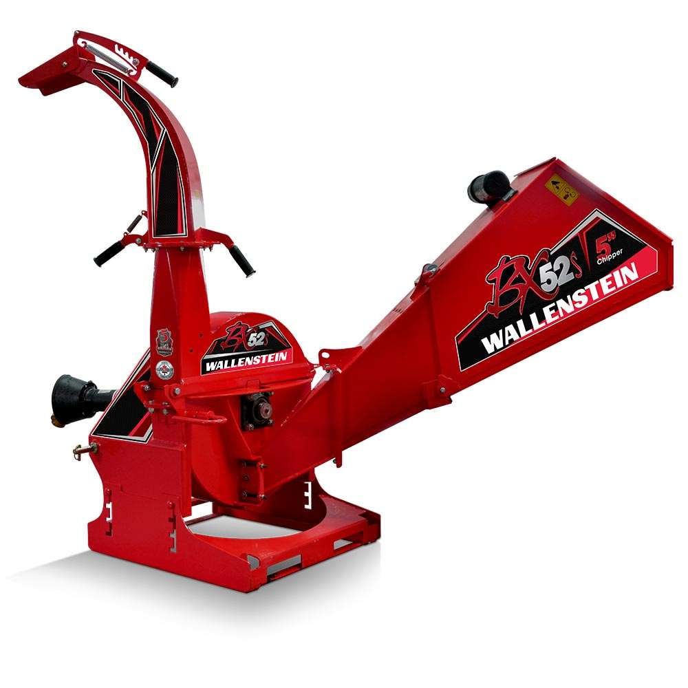 BX52S Wood Chipper