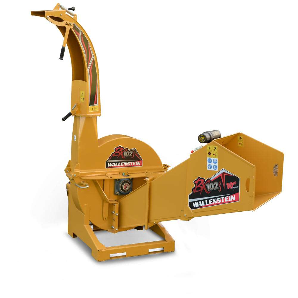 BX102S Wood Chipper