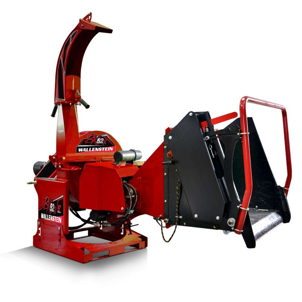 BX52RI Wood Chipper