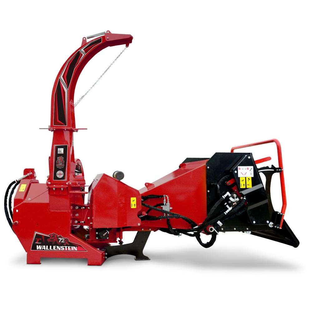 BX72RI Wood Chipper