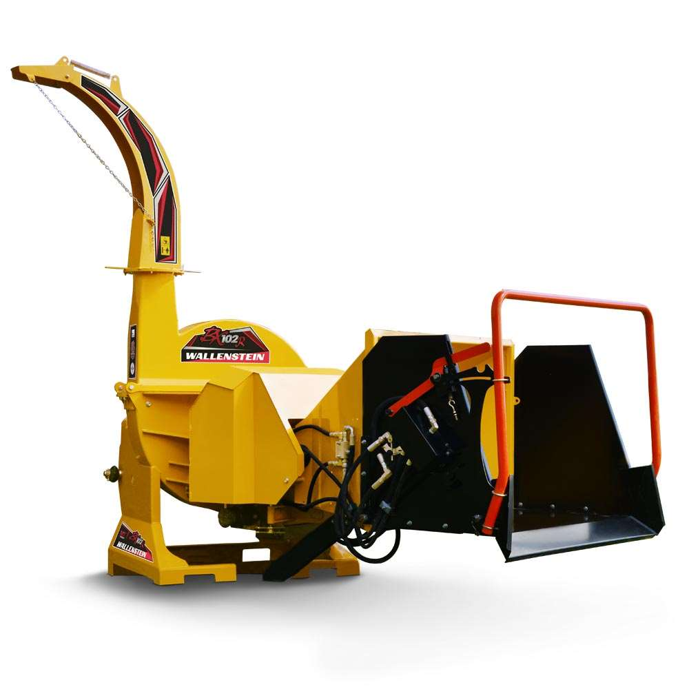 BX102RPI Wood Chipper