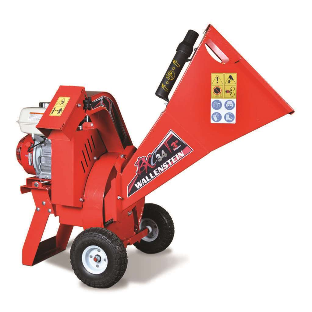BXC34 Wood Chipper