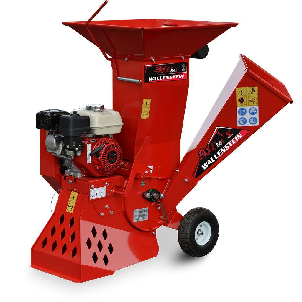 BXMC34S Wood Chipper/Shredder