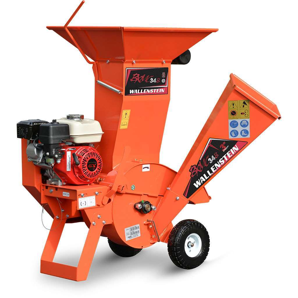 BXMC34B Wood Chipper/Shredder
