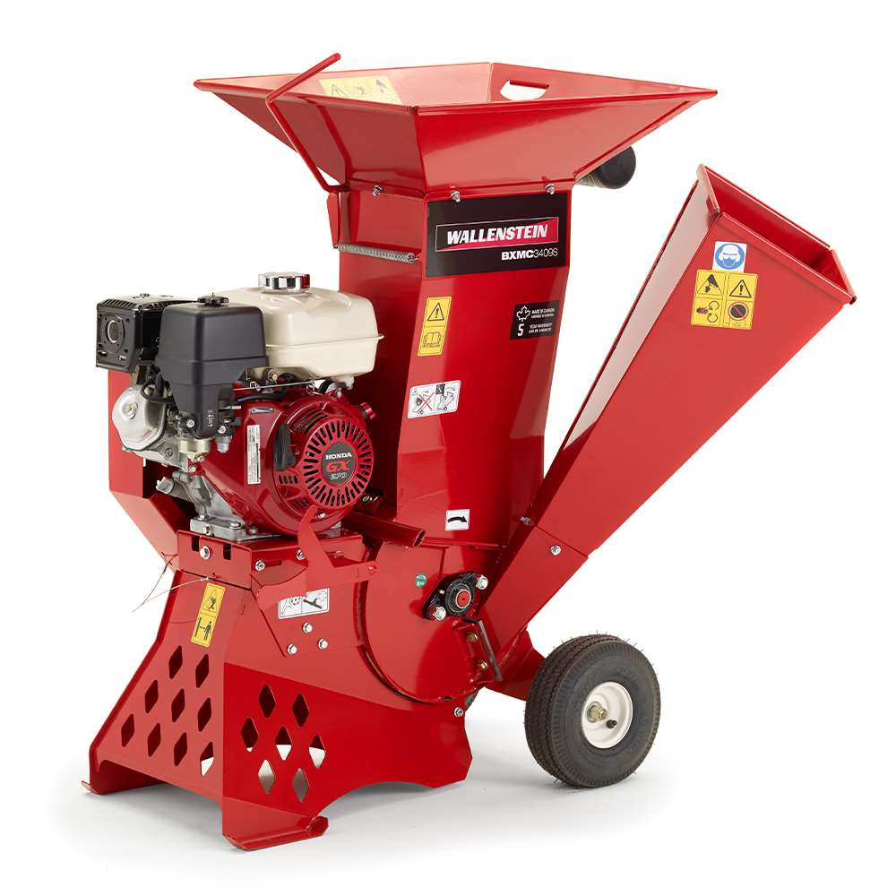 BXMC3409S Wood Chipper/Shredder