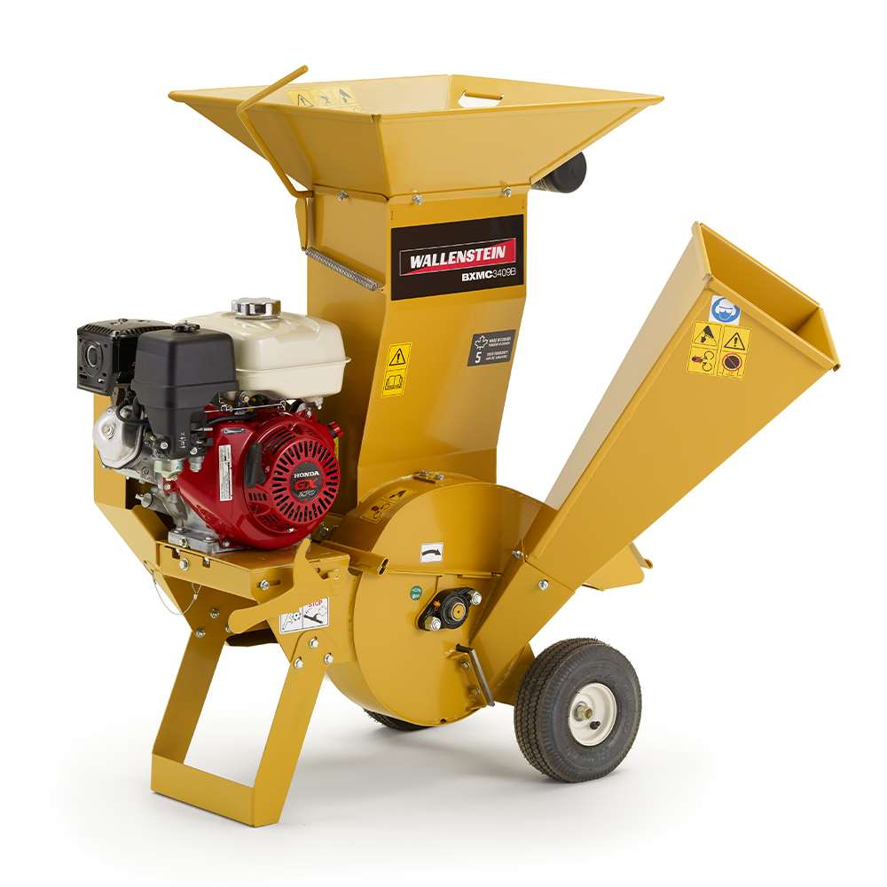 BXMC3409B Wood Chipper/Shredder