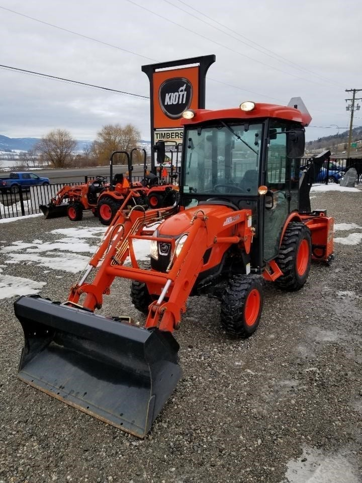 Used Tractor British Columbia