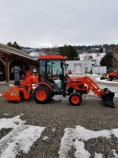 Used Tractor British Columbia